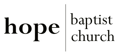 Hope Baptist Church Audio Podcast